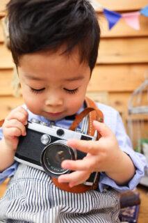 【バースデイ】3歳男の子