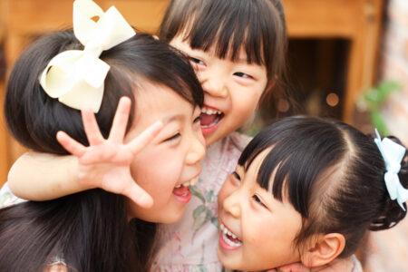 【753】7歳・3歳女の子