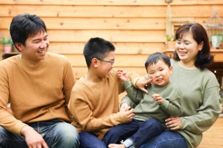 【入園・ハーフ成人式】3歳・10歳男の子