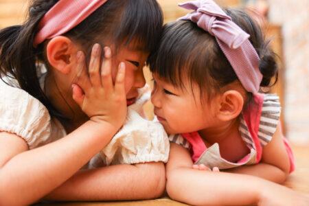 【バースデイ・入学】2歳・6歳女の子