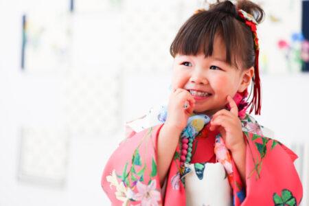 【753コラボ】2歳女の子