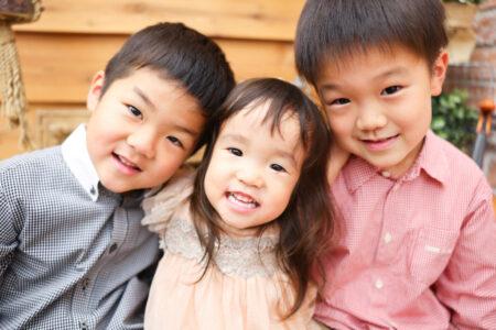 【753】6歳男の子、3歳女の子
