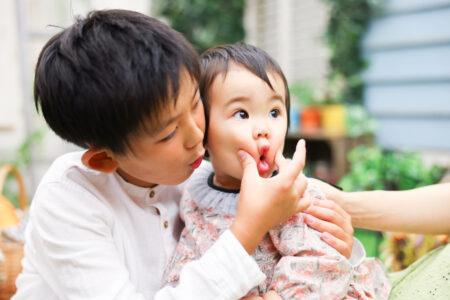 【バースデイ・ハーフ成人式】1歳女の子・10歳男の子