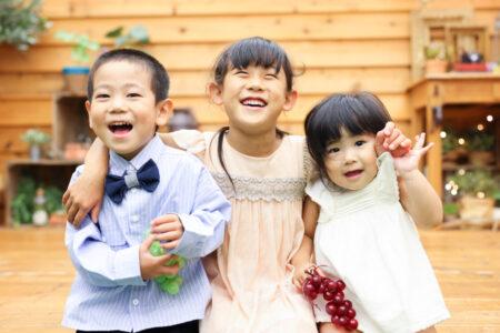【バースデイ】4歳男の子・2歳女の子