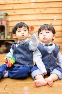 【バースデイ】1歳・2歳男の子