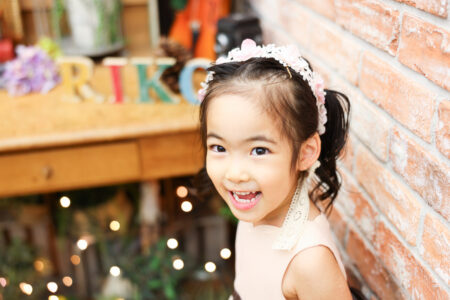 【バースデイ】4歳女の子