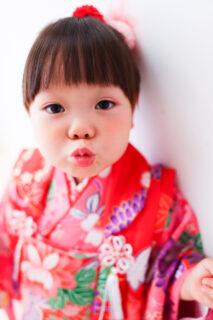 【753・バースデイ】3歳女の子