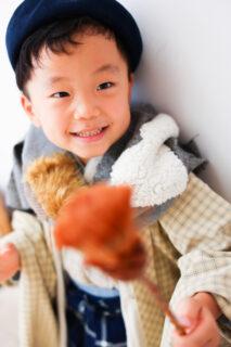 【753コラボ・バースデイ】5歳男の子