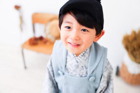 【753コラボ】3歳男の子