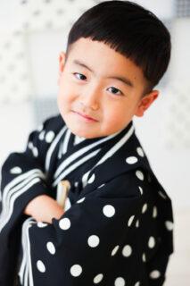 【753コラボ】5歳男の子