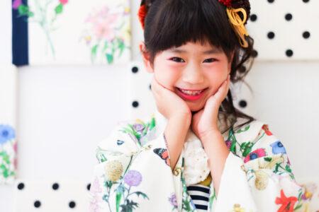 【753コラボ】7歳女の子