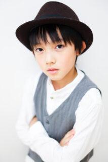 【ハーフ成人式】10歳男の子