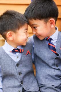 【753・入学】4歳男の子・7歳男の子